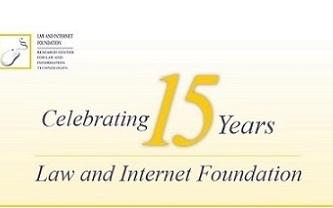 Law and Internet Foundation celebrates 15 years!
