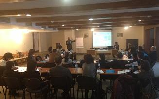 """Training Seminar """"Management and Implementation of the Policy for Rural Development. The LEADER Approach"""" - Pamporovo"""