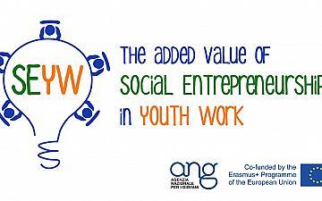 """Social Entrepreneurship Online Corner """"Good Practices of Social Entrepreneurship in Europe: Past, Present & Future"""""""