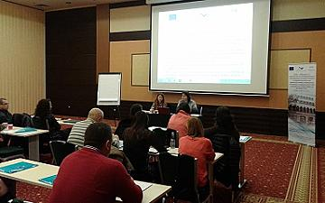 Specialised Training in Administrative Penal Law - Pravets