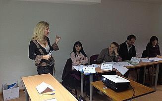 """Обучение """"Управление на проекти. Мониторинг на изпълнението"""" – к.к. Боровец"""