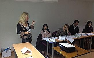 "Training Seminar ""Project Management. Implementation Monitoring"" - Borovets"