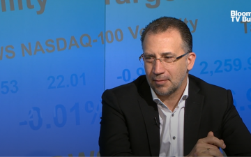 "Prof. Dr George Dimitrov commented on ""Why France imposes 3% digital tax?"" on Bloomberg TV"
