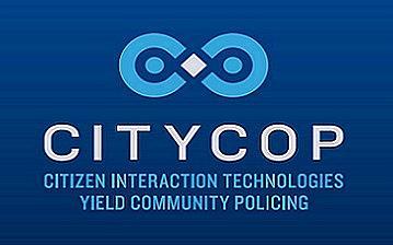 """Технологии за взаимодействие между гражданите в подкрепа на модела """"Полиция в близост до обществото"""" (CITYCoP)"""