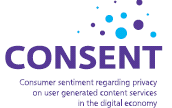 """Call for Papers - Final Conference """"Online Privacy: Consenting to your Future"""" of the CONSENT Project"""