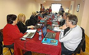Training Seminar of  Mayors and Deputy Vicarages to Work with Specialized Information Systems and Software - Veliko Tarnovo