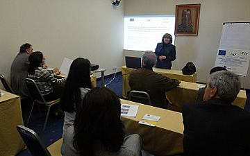 Training Seminar of Management, Chairman and Members of Commission for Personal Data Protection to Perform the Functions and Workflows in the New Organization of Activities - Sofia