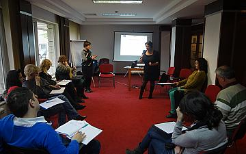 Training of Trainers - Building on Module - Sofia