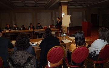 Specialised Training in Scope, Aims, and Legal Aspects of Financial Profiling - Sliven