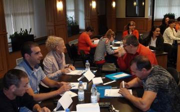 Specialised Training 'Refuse to be Ordinary - Training to Promote Creativity' – Velingrad