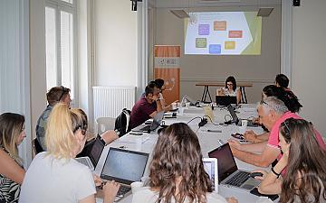 Финална среща по проект E-UNITE