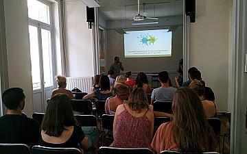 Международна конференция по проект Blend-IN