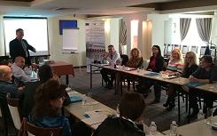 Specialised Training of Judges, Prosecutors and Investigating Magistrates who are Members of the Committees on Professional Ethics Aiming to Increase the Capacity of the Committees on Professional Ethics of the Judiciary -  Varna