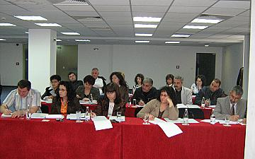 "Training of Trainers on the application of the part ""Non-contentious Proceedings"" of the new Civil Procedure Code - Sofia"