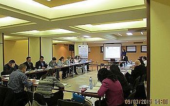 Specialised Training in Administrative Penal Law - Veliko Tarnovo