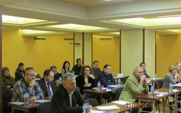 Specialised Training for Administrative Managers in Financial Management and Implementation of FMCPSA - Veliko Tarnovo
