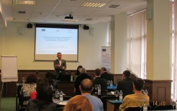 Specialised Training for Administrative Managers in Financial Management and Implementation of FMCPSA – Velingrad