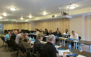 Specialised Training in Contract Law and International Law – Varshets