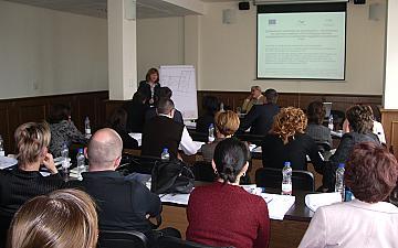 Обучение на обучаващи по приложението на ЗУТ, ЗКИР и възможностите на Интегрираната информационна система на имотния регистър - гр. Велинград