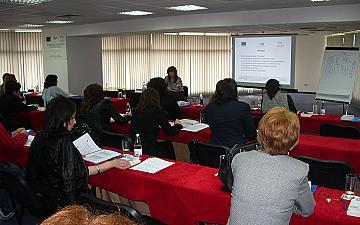 Обучение на обучаващи по приложението на ЗУТ, ЗКИР и възможностите на Интегрираната информационна система на имотния регистър - гр. София
