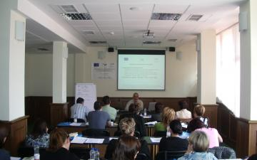 "Training of Trainers on the application of the part ""Non-contentious Proceedings"" of the new Civil Procedure Code - Velingrad"