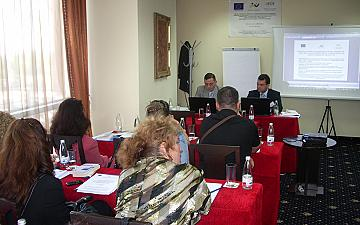 Pilot Training on the application of the Territory Regulation Act and the Cadastre and Real Estate Register Act and the functionalities of the Land Register Integrated Information System - Sofia