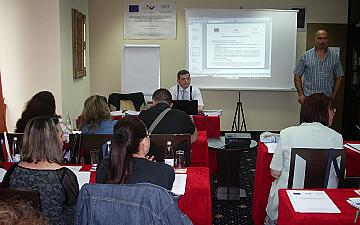 "Pilot Training on the application of the part ""Non-contentious Proceedings"" of the new Civil Procedure Code - Sofia"