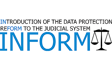 INtroduction of the data protection reFORM to the judicial system (INFORM)
