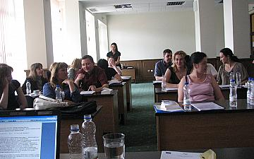 Pilot Training on the application of the Territory Regulation Act and the Cadastre and Real Estate Register Act and the functionalities of the Land Register Integrated Information System - Velingrad