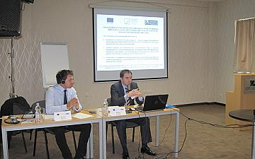 "Training seminar ""Competition Law in the IT and the Telecommunications sector"""