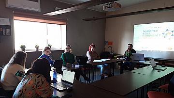 Финалната среща по проект SEYW се проведе в Талин