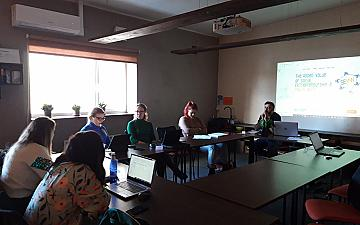 Final Transnational Project Meeting under SEYW project took place in Tallinn