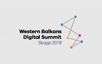 Prof. Dr. George Dimitrov and Assoc. Prof. Dr. Daniela Ilieva-Koleva attended the first ever Western Balkans Digital Summit